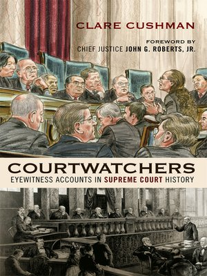 cover image of Courtwatchers