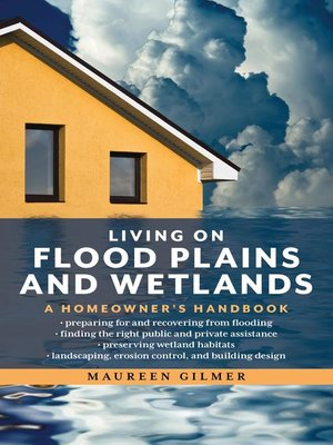 cover image of Living on Flood Plains and Wetlands