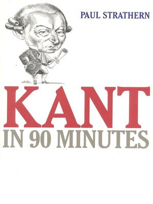 cover image of Kant in 90 Minutes