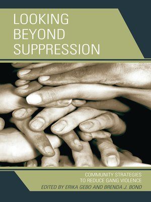 cover image of Looking Beyond Suppression