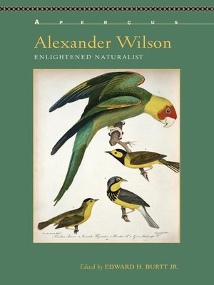 cover image of Alexander Wilson