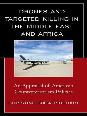 cover image of Drones and Targeted Killing in the Middle East and Africa