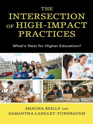 cover image of The Intersection of High-Impact Practices