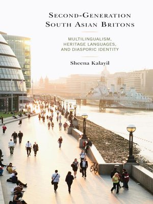 cover image of Second-Generation South Asian Britons