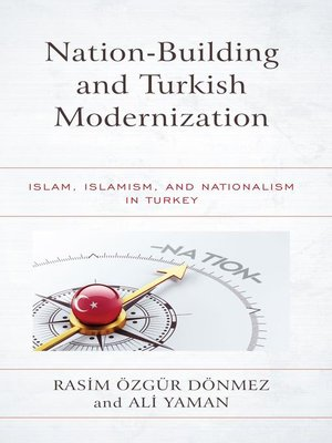 cover image of Nation-Building and Turkish Modernization