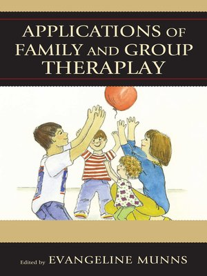 cover image of Applications of Family and Group Theraplay