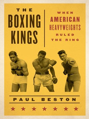 cover image of The Boxing Kings