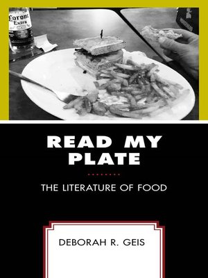 cover image of Read My Plate