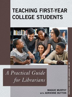 cover image of Teaching First-Year College Students