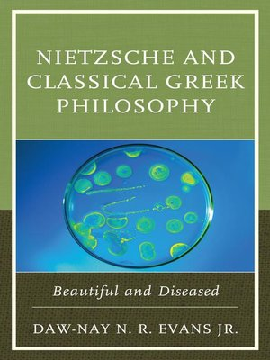 cover image of Nietzsche and Classical Greek Philosophy