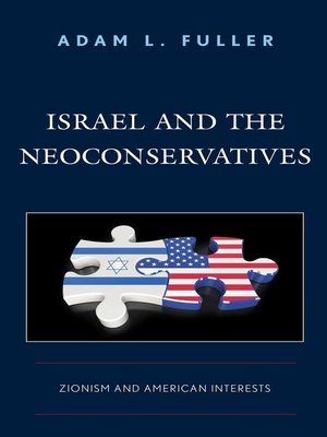 cover image of Israel and the Neoconservatives