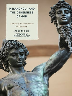 cover image of Melancholy and the Otherness of God