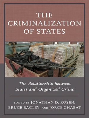 cover image of The Criminalization of States