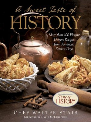 cover image of Sweet Taste of History