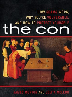 cover image of The Con