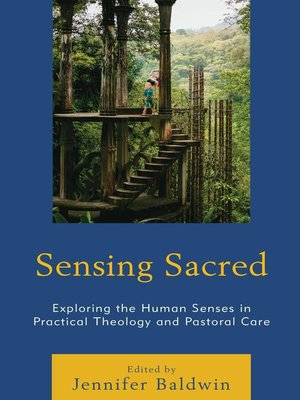 cover image of Sensing Sacred