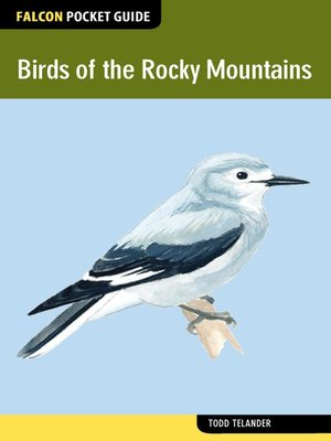 cover image of Birds of the Rocky Mountains
