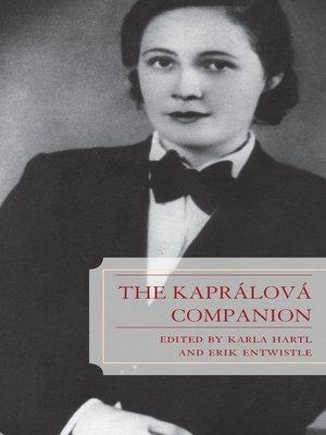 cover image of The Kaprálová Companion