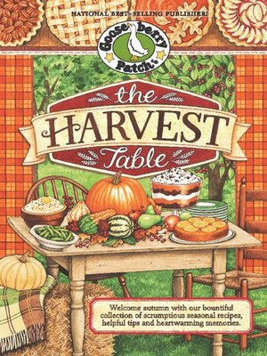 cover image of Harvest Table Cookbook
