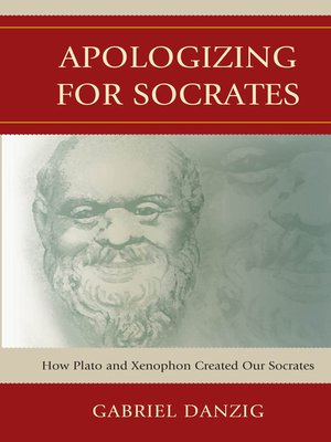 cover image of Apologizing for Socrates
