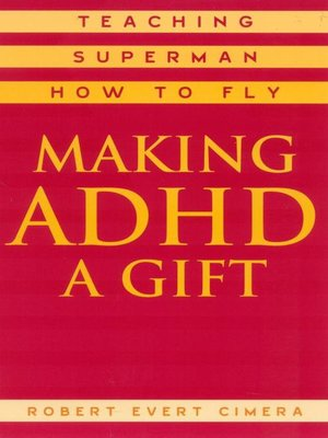 cover image of Making ADHD a Gift