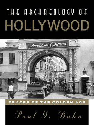 cover image of The Archaeology of Hollywood