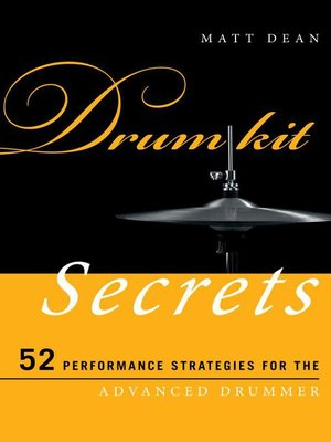 cover image of Drum Kit Secrets