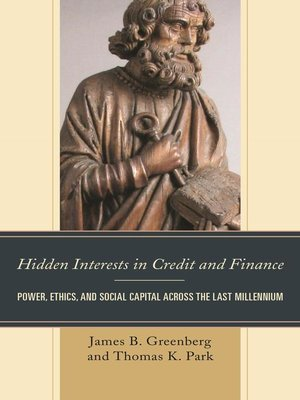 cover image of Hidden Interests in Credit and Finance