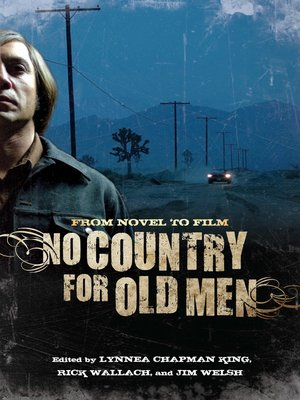 cover image of No Country for Old Men