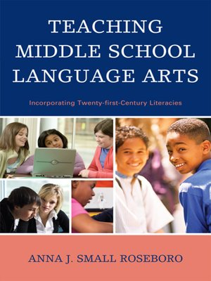 cover image of Teaching Middle School Language Arts