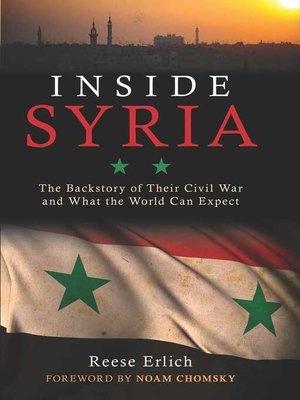 cover image of Inside Syria