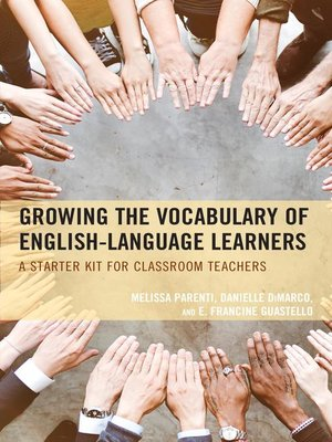 cover image of Growing the Vocabulary of English Language Learners