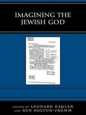 cover image of Imagining the Jewish God