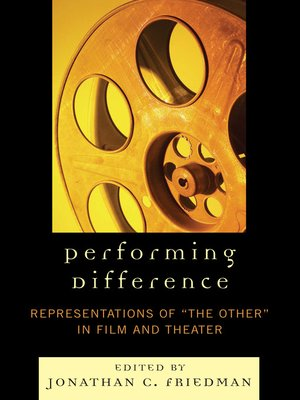 cover image of Performing Difference