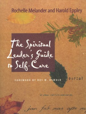 cover image of The Spiritual Leader's Guide to Self-Care