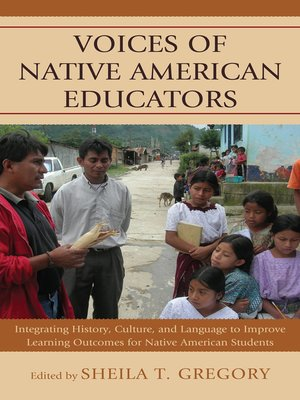 cover image of Voices of Native American Educators