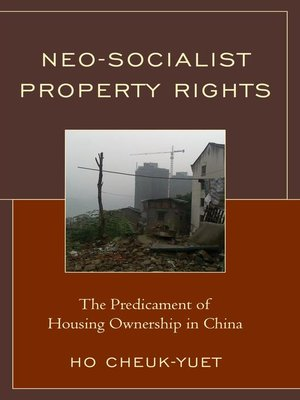 cover image of Neo-Socialist Property Rights