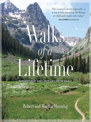 cover image of Walks of a Lifetime