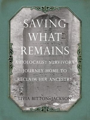 cover image of Saving What Remains