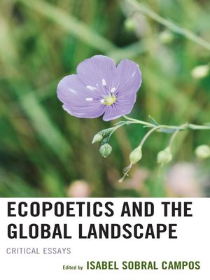 cover image of Ecopoetics and the Global Landscape