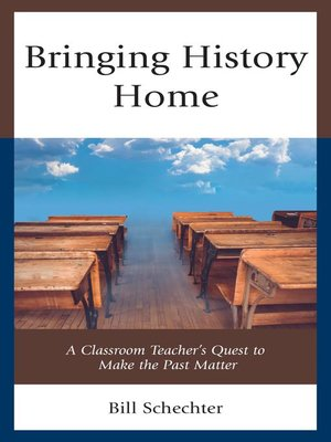 cover image of Bringing History Home