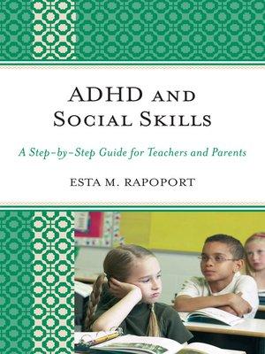 cover image of ADHD and Social Skills