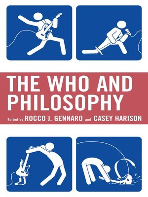 cover image of The Who and Philosophy
