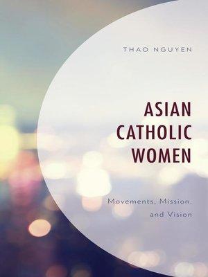 cover image of Asian Catholic Women
