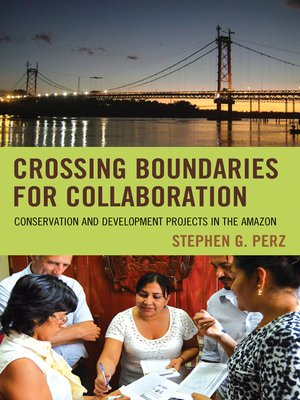 cover image of Crossing Boundaries for Collaboration