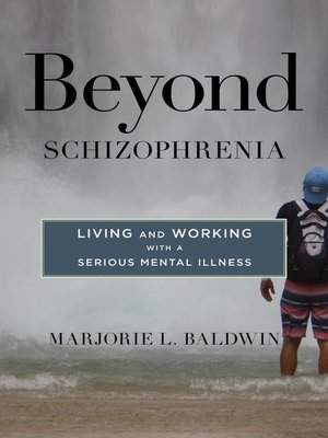cover image of Beyond Schizophrenia