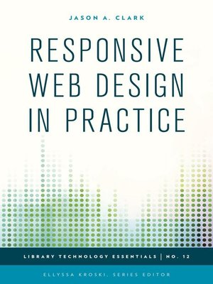 cover image of Responsive Web Design in Practice