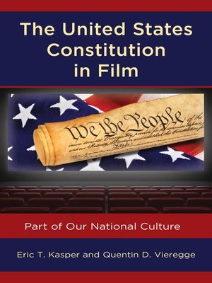 cover image of The United States Constitution in Film