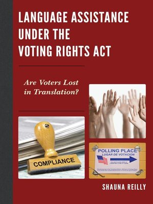 cover image of Language Assistance under the Voting Rights Act