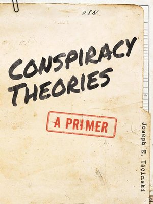 cover image of Conspiracy Theories